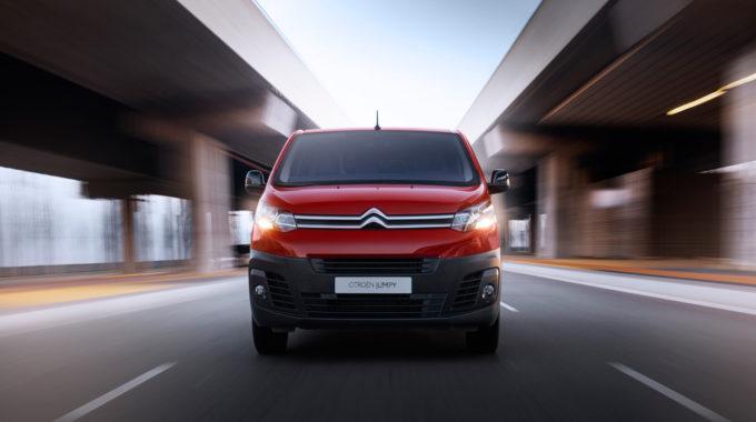 Citroën Jumpy Kastenwagen. Foto: spothits/Citroen