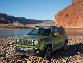 Jeep Renegade: Sondermodell 75th Anniversary. Foto: spothits/Jeep