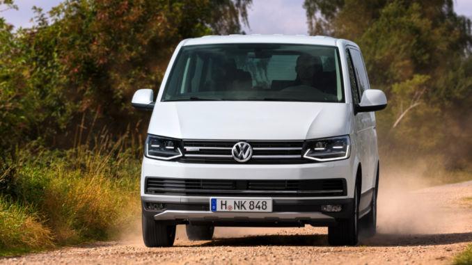 VW Multivan. Foto: spothits/VW