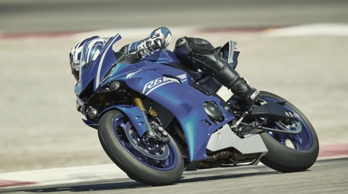 Yamaha YZF-600 R6. Foto: spothits/Yamaha