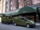 Nissan e-NV200: Kaufhaus Harrods liefert elektrisch. Foto: spothits/Nissan