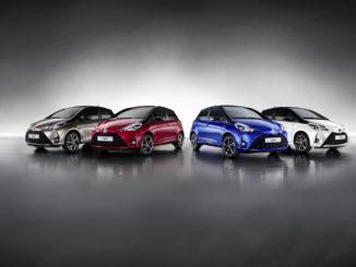 Toyota Yaris startete ab 12.540 Euro. Foto: spothits/Toyota