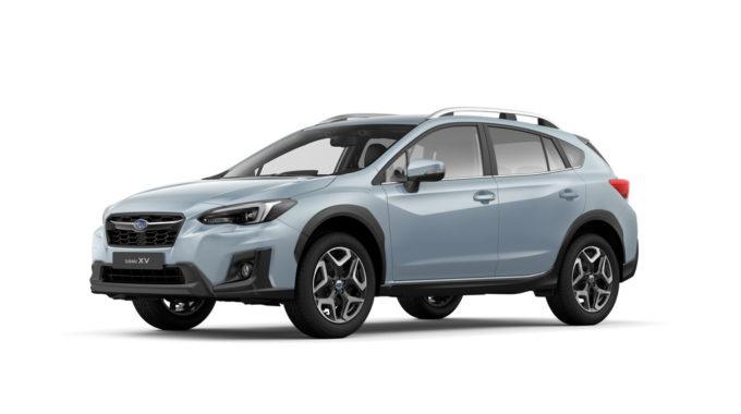 Subaru XV. Foto: spothits/ampnet/Subaru