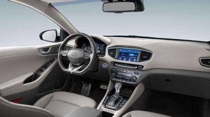 Hyundai Ioniq. Foto: spothits/ampnet/Hyundai