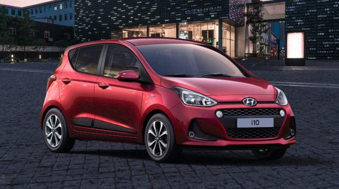 Hyundai Yes! Sondermodell Hyundai i10 Yes! Foto: spothits/Hyundai