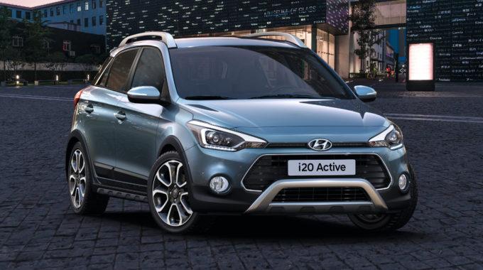Hyundai Yes! Sondermodell Hyundai i20 Active Yes! Foto: spothits/Hyundai