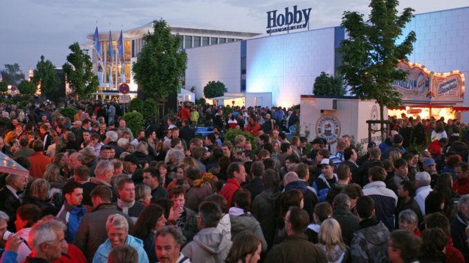 50 Jahre Hobby: Wohnwagenwerk in Fockbek feiert. Foto: spothits/Fockbek