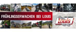 Louis startet mit Sonderpreisen in die Biker-Saison. Foto: spothits/Louis