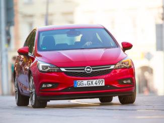Opel Astra wertstabilster Kompaktwagen. Foto: spothits/Opel
