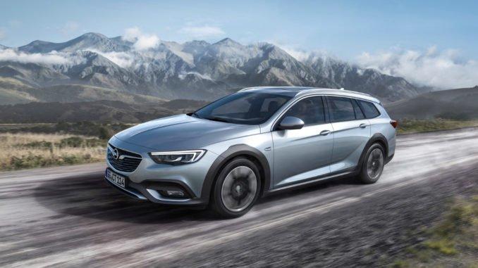 Opel Insignia Country Tourer: Das Flaggschiff fürs Gelände. Foto: spothits/Opel