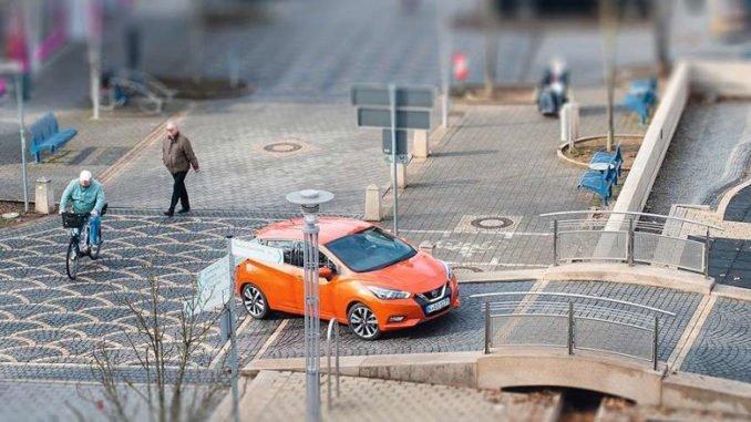 Nissan Micra mit 100 Personalisierungsoptionen. Foto: spothits/Nissan