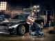 Musikproduzent Marc Ronson präsentiert Lexus LC. Foto: spothits/Lexus