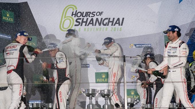 2016 FIA WEC: 6 Hours of Shanghai. Foto: spothits/Michael Kogel
