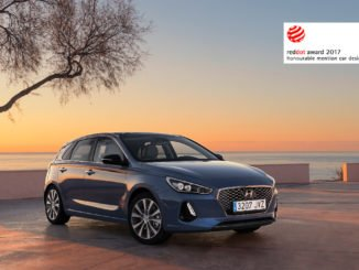 Hyundai i30 holt Preis bei Red Dot Award. Foto: spothits/Hyundai