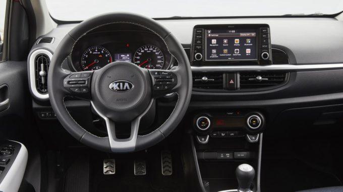 Kia Picanto. Foto: spothits/Kia