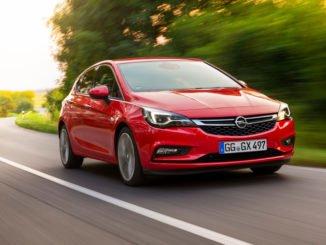 Opel Astra. Foto: spothits/Opel
