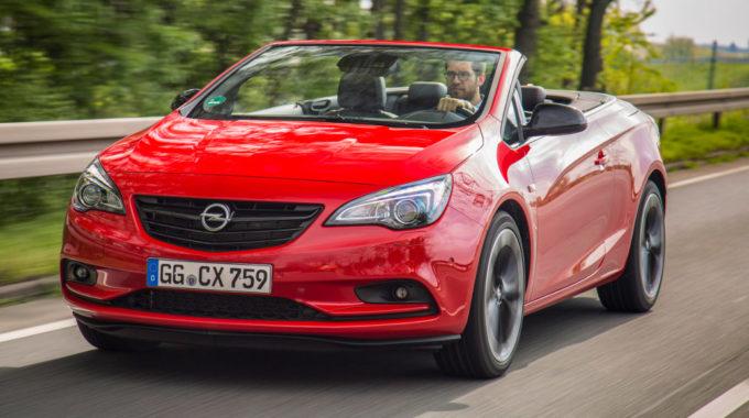 Opel Cascada Supreme. Foto: spothits/Opel