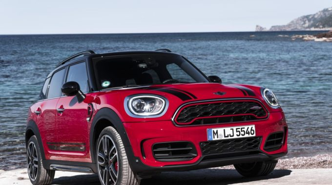 Mini John Cooper Works Countryman. Foto: spothits/Mini