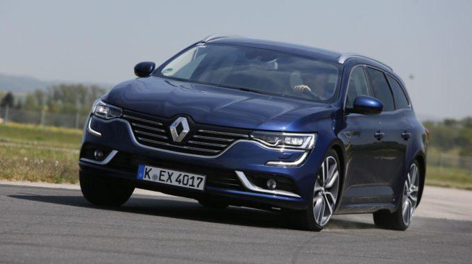 Renault Talisman Grandtour. Foto: spothits/Renault