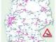 Stauprognose zum Osterverkehr. Grafik: spothits/ADAC