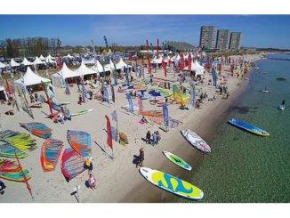 Mercedes-Benz Surf-Festival 2017: Windsurf-Party auf Fehmarn. Foto: spothits/Delius Klasing