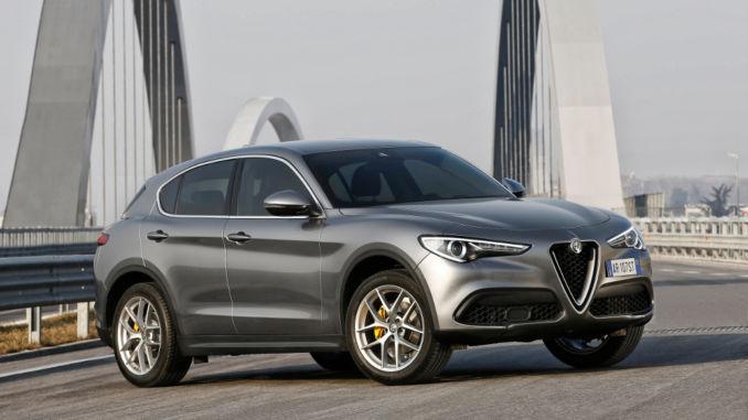 Alfa Romeo Stelvio: Zwei neue Diesel für das SUV. Foto: spothits/Alfa Romeo