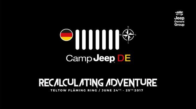 Jeep Camp kommt wieder nach Deutschland. Grafik: spothits/Jeep