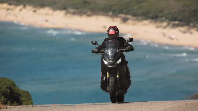 Honda X-ADV. Foto: spothits/Honda