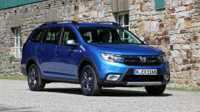 Dacia Logan MCV Stepway Celebration. Foto: spothits/Dacia