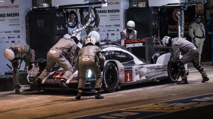 2016 FIA World Endurance Championship season: 24 hours of Le Mans