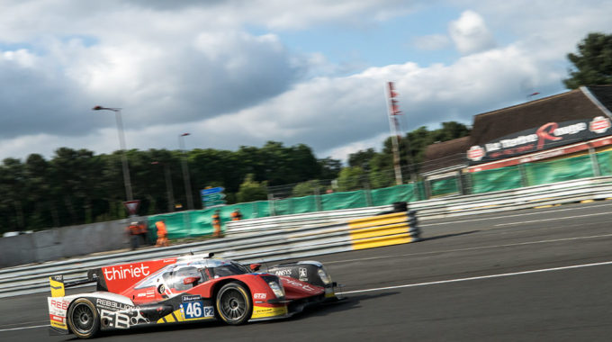 2016 – 24 hours of Le Mans. Foto: spothits/Michael Kogel