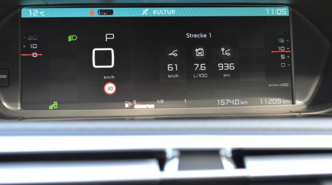 Citroën Grand C4 Picasso 2.0 BlueHDi. Foto: spothits