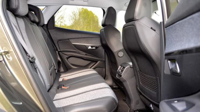Test Peugeot 3008 BlueHDi 120 Allure. Foto: spothits