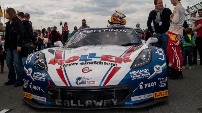 2016 ADAC GT Masters Sachsenring. Foto: spothits/Michael Kogel