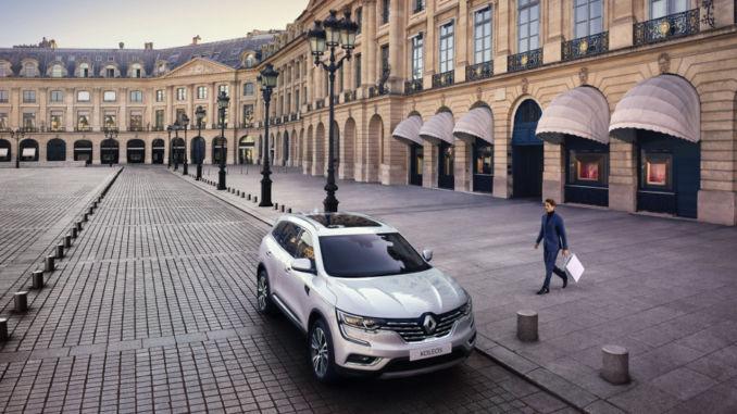 Renault Koleos: Neues SUV startet ab 30.900 Euro. Foto: spothits/Renault