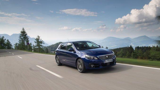 Neuer Peugeot 308 startet ab 18.700 Euro. Foto: spothits/Peugeot