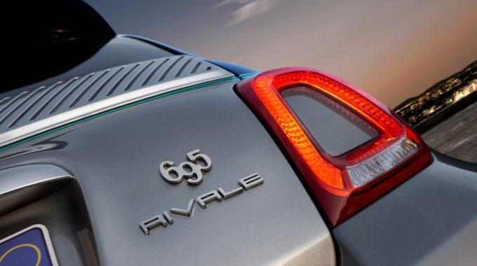 Abarth 695 Rivale: Leistungsstark und elegant. Foto: spothits/Abarth