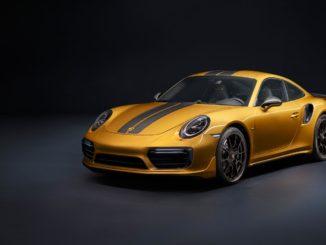 Porsche 911 Turbo S Exclusive Series: Limitiert und einzigartig. Foto: spothits/Porsche