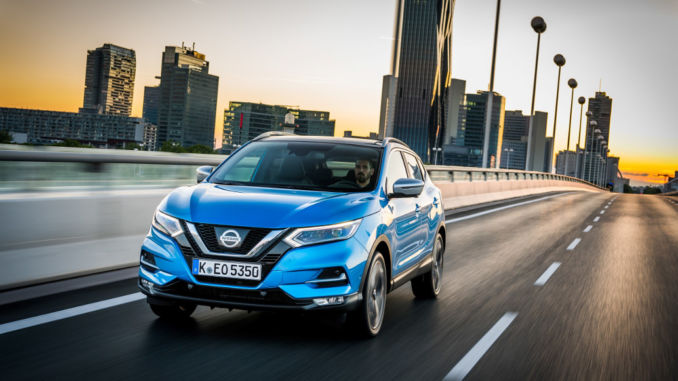 Nissan Qashqai Tekna+: Luxus für das Kompakt-SUV. Foto: spothits/Nissan
