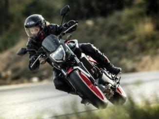 Honda NC750S. Foto: spothits/Honda