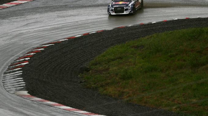 Toomas Heikkinen (Audi S1 EKS RX quattro #57). Foto: spothits/Audi