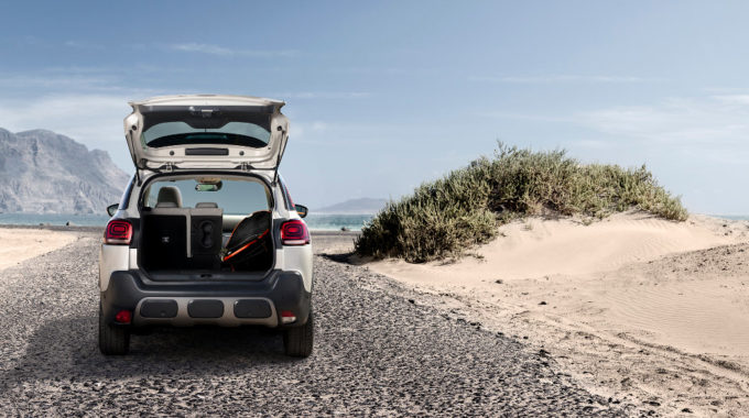 Citroen C3 Aircross: Neues Kompakt-SUV. Foto: spothits/Citroen/Wiiliam CROZES @ Continental Productions