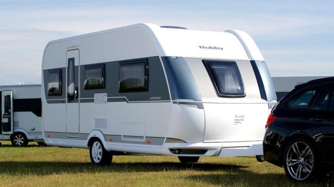 Hobby Caravans 2018: Neuer Ontour, Modellpflege, weitere Grundrisse. Foto: spothits/Hobby