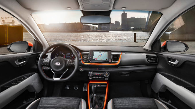 Kia Stonic: Neuer Mini-Crossover kommt im Herbst. Foto: spothits/Kia