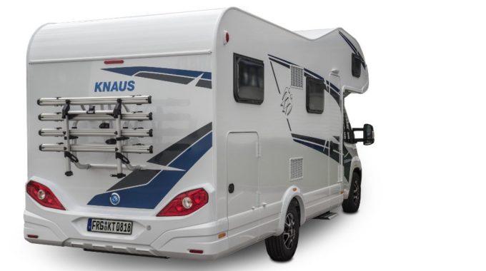 Knaus L!VE Traveller. Foto: spothits/Knaus