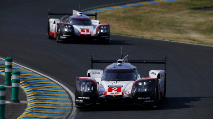 24h von Le Mans: Porsche LPM Team bereitet sich vor. Foto: spothits/Porsche