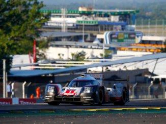 Porsche gewinnt 24h von Le Mans. Foto: spothits/Porsche