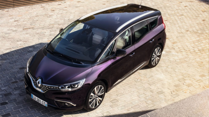 Renault Scenic und Grand Scenic Initiale Paris lieferbar. Foto: spothits/Renault