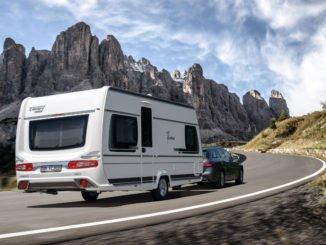 Fendt 2018: Caravan-Baureihen deutlich aufgewertet. Foto: spothits/Fendt