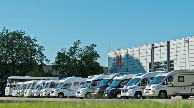 Caravan Salon Düsseldorf 2017: Premieren, Zubehör, Reisetipps. Foto: spothits/Messe Düsseldorf